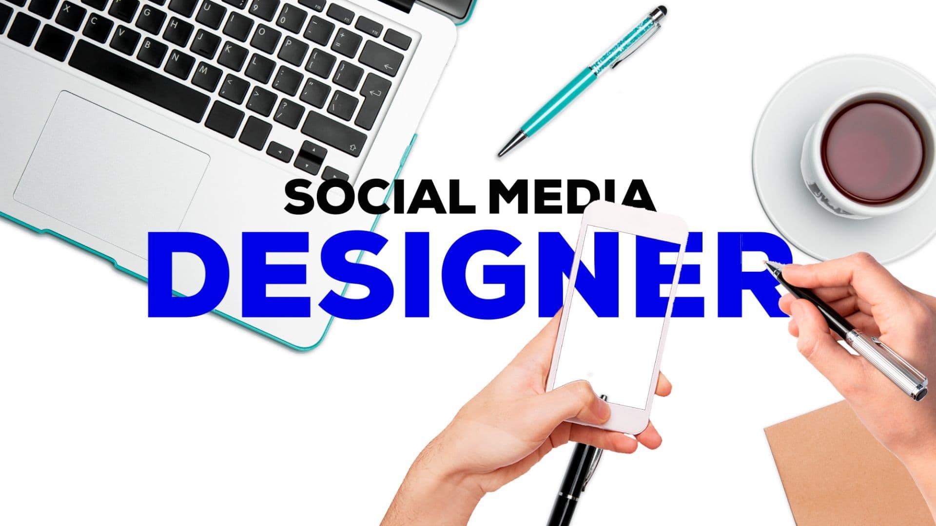 designer redes sociais